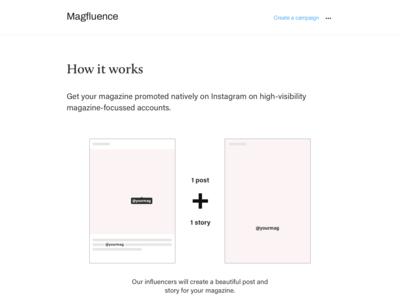 Magazine influencers ui instagram marketing influencer magazines