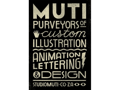 If you didn't know... handlettering type animation poster design poster lettering logo typography design retro graphic vector texture illustration