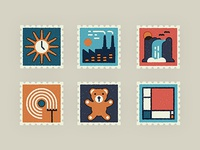 Everyday Stamps