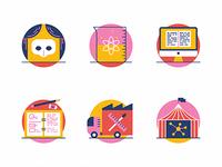 Groundbreaker Icons