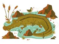 Let sleeping crocodiles lie