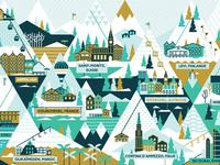 Ski Towns