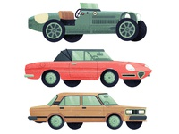 Classic wheels