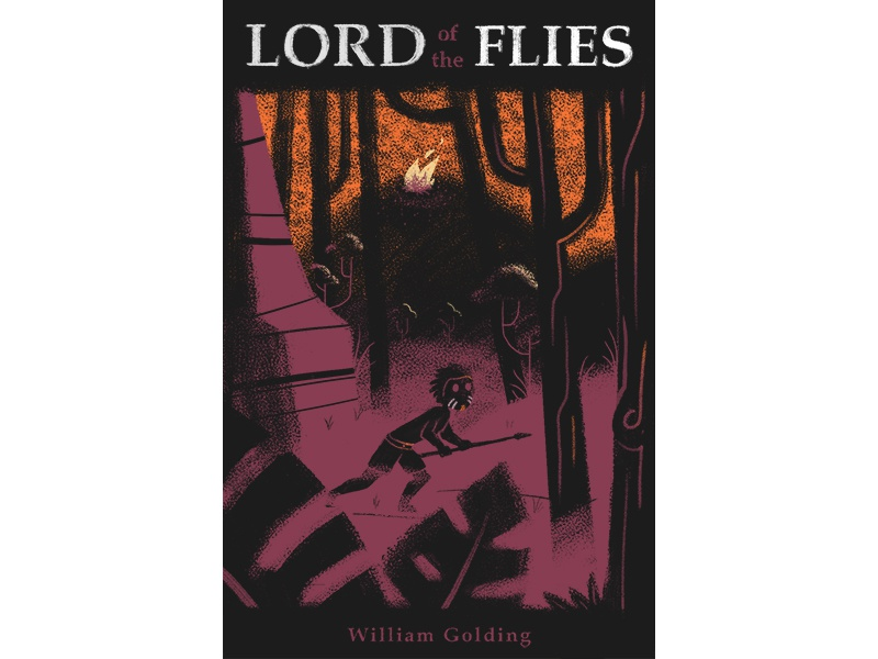 Lord Of The Flies By Muti Dribbble Dribbble