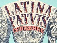 Latin for Idiots