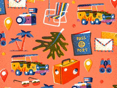 Vacation Wallpaper