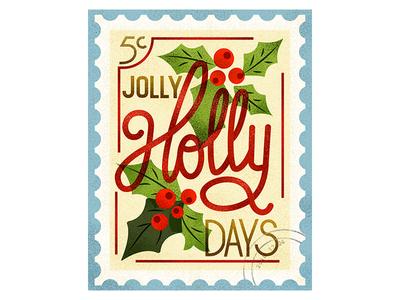 Holly Days!