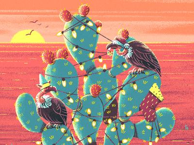 Cactus Xmas