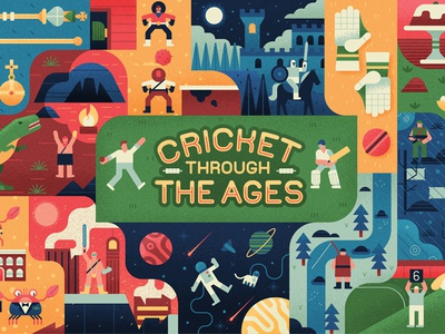 Cricket Through The Ages