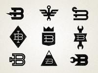 Brenham Logos