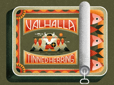 Valhalla; Tinned Herring