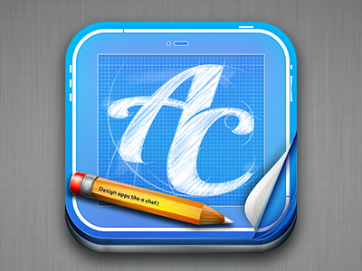 App cooker final icon by xavier veyrat dribbble shot 1295993614 malvernweather Images