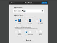 Polishing AppCooker