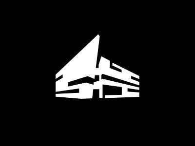 Building pictogram architecture icon vector pictogram branding logo