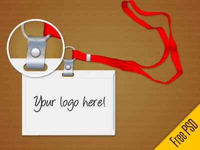 PSD Freebie: vector corporate tag.  vector psd free freebie tag corporate download