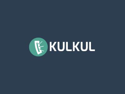 Kulkul logo mark identity branding