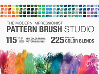 Photoshop Breakthrough! Modern Impressionist Brush Studio