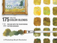 Photoshop Breakthrough! Impressionist Masters Color Blends