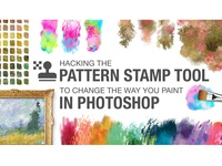 Photoshop Breakthrough: Hacking the Pattern Stamp Tool