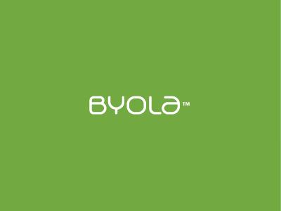 Byola Logo logo design radek blaska