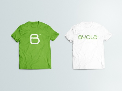 BYOLA Branding byola branding t-shirt radek blaska radekblaska.com