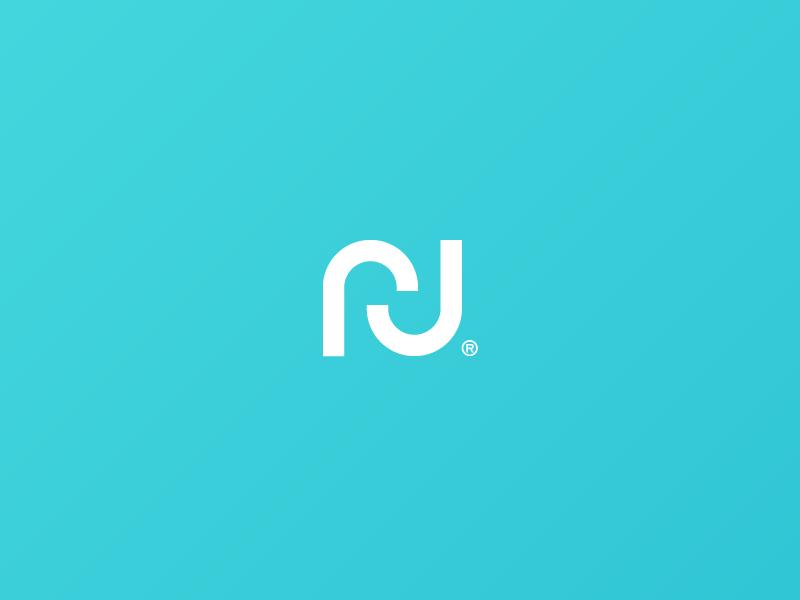Ross Jackson - Nordic Kitchen logo brand design radek blaska ross jackson monogram mark nordic  kitchen n rj