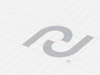 Ross jackson logo brand design by radek blaska d2