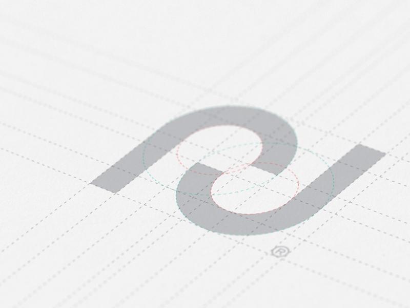 Ross Jackson - Nordic Kitchen Construction logo brand design radek blaska ross jackson monogram mark nordic  kitchen n rj