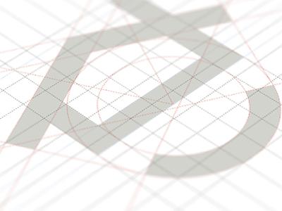 Idea Home - logo construction grid scheme build idea home house eco logo design radek blaska oski brand construction symbol