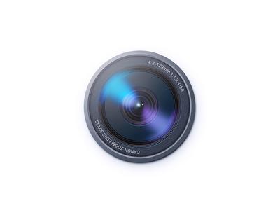 Camera icon camera