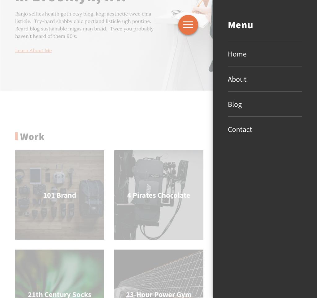 1.home desktop menu expanded