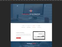 WIP - Flatstyle Web Design