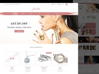 Jewellery Shop Web Design 2
