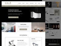 Lighting Specialist Web Redesign