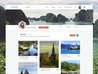 GLP Web App Design - Listings