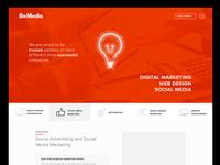 Digital Agency - Concept 2