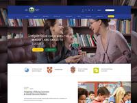 School Web Design