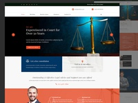 Law/Attorney Web Design