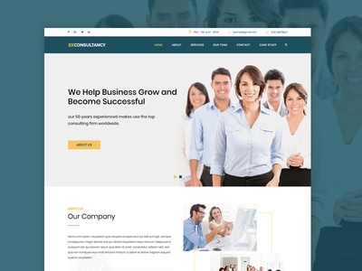 Agency and Corporate Web Design web design corporate agency