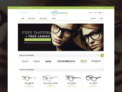 eCommerce Web Design web design shop page ecommerce shop ecommerce design ecommerce