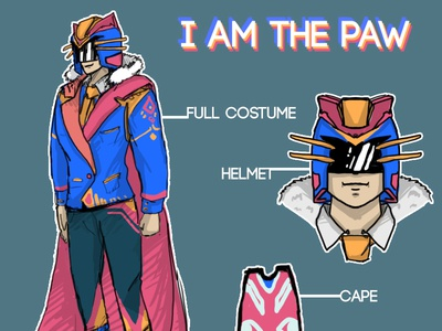Sunset Overdrive Comp Submission sunset overdrive design concept competition character design