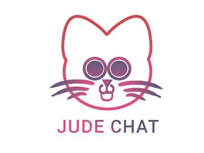 Jude Chat Icon logo