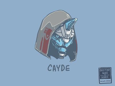 Destiny Allies: Cayde tower vanguard cayde oryx taken king destiny