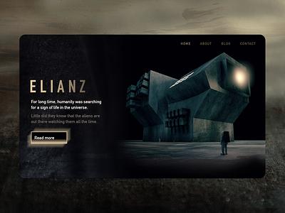 Elianz astronaut 3dart 3d modeling 3d cinema4d alien universe space ui ux design web design web graphic design