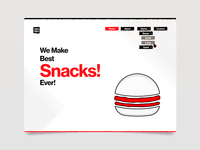 Snacko Website
