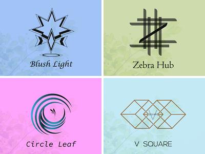 K Creative logo creative design logo design corporate identity branding design minimalist logo