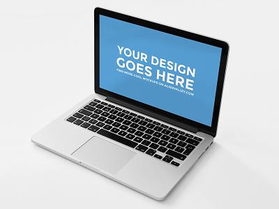 Freebie: Macbook Pro Mockup mac laptop design macbook pro mockup macbook pro macbook mock-up mock up mockup psd freebie