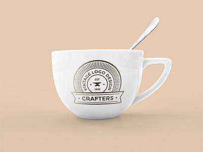 Freebie: Coffee Cup Mockup identity branding logo coffee cup mockup coffee cup cup coffee mock-up mock up mockup psd freebie