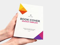 Freebie: Book Cover Mockup