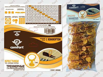 COMFORT_LABEL DESIGN graphic design branding vector design